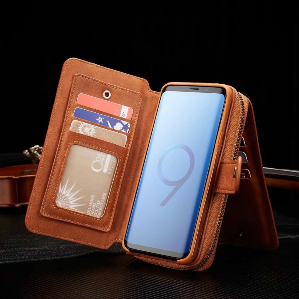 Signature Phone Wallet for Samsung