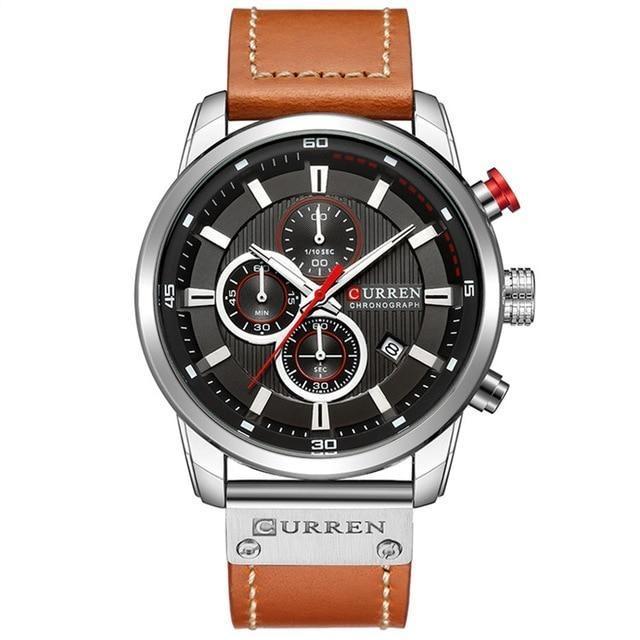 Curren™ Chrono Sports Watch